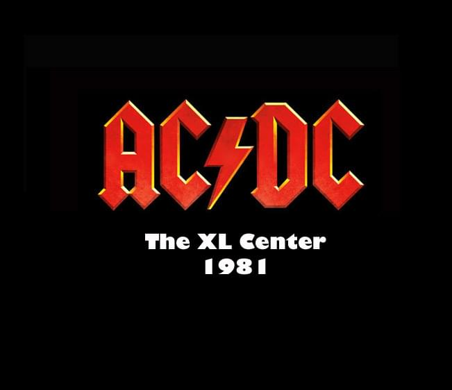 Throwback Concert: AC/DC at The XL Center 1981