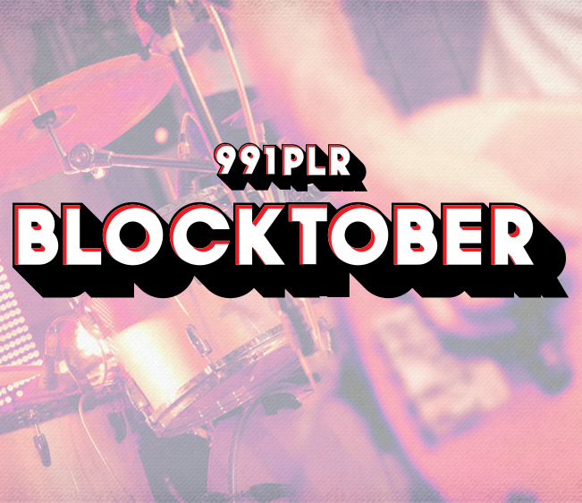 99.1 PLR Blocktober