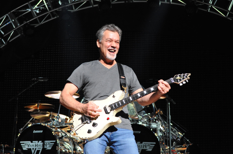 Breaking: Eddie Van Halen Dead at 65