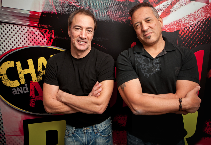 Chaz and AJ Show Rundown: Monday, October 12