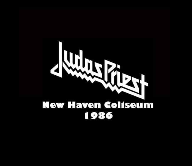 Throwback Concert: Judas Priest at New Haven Coliseum 1986