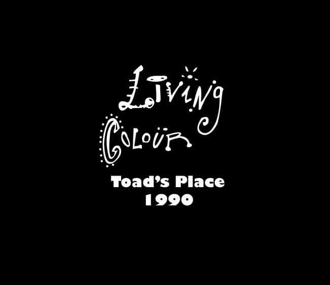 Throwback Concert: Living Colour at Toad's Place 1990