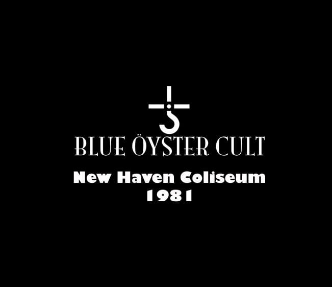 Throwback Concert: Blue Oyster Cult at New Haven Coliseum 1981