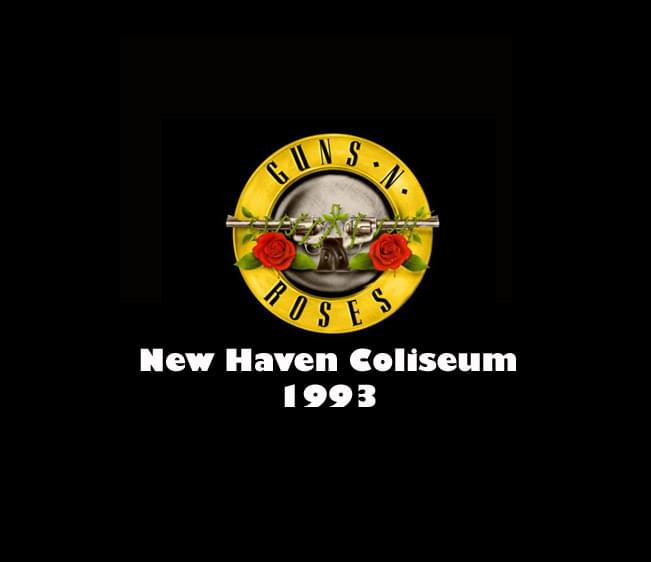 Throwback Concert: Guns N' Roses at New Haven Coliseum 1993