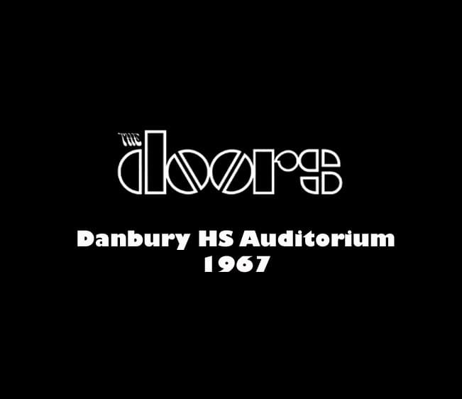 Throwback Concert: The Doors at Danbury H.S. Auditorium 1967