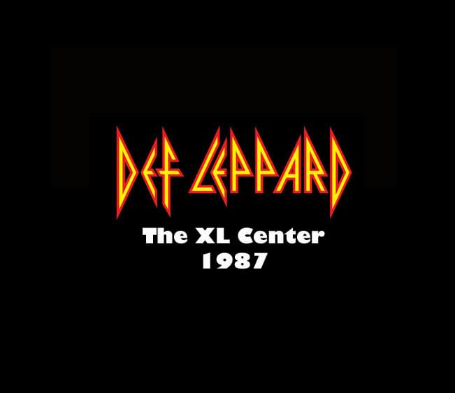 Throwback Concert: Def Leppard at The XL Center 1987