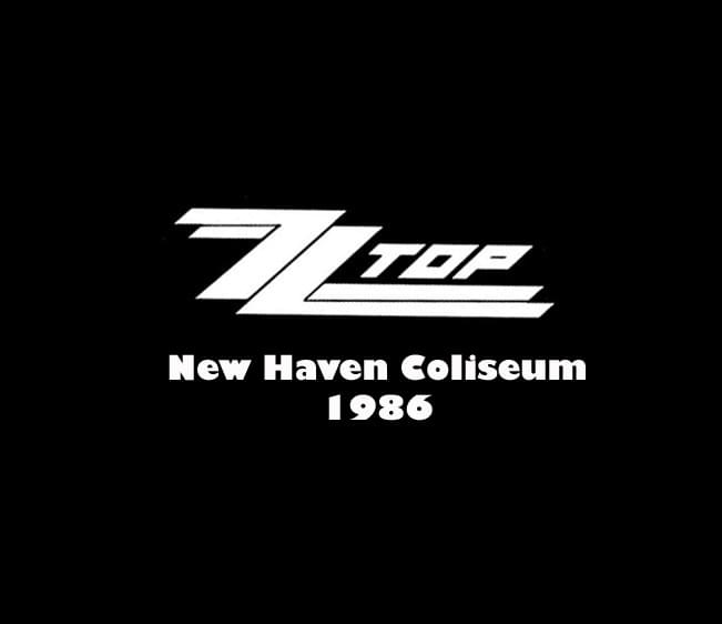 Throwback Concert: ZZ Top at New Haven Coliseum 1986