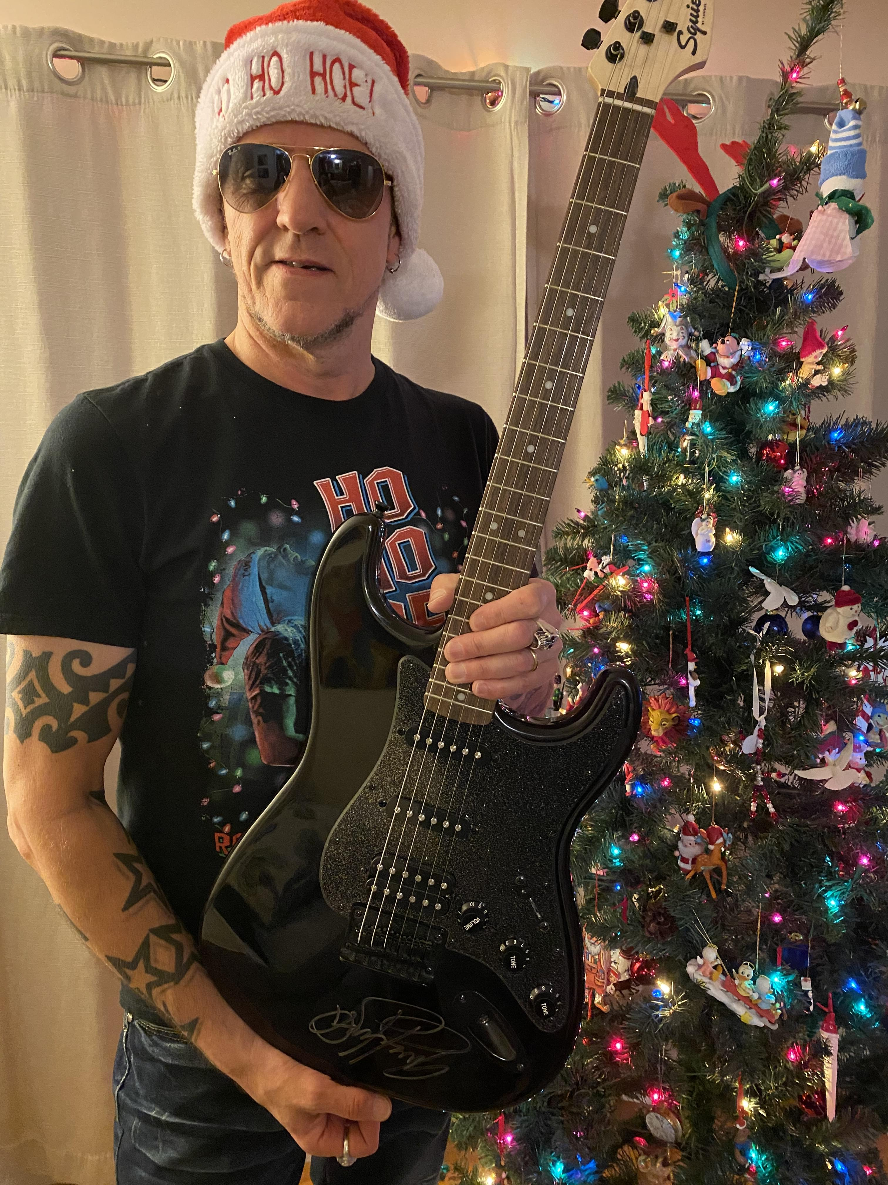 PODCAST – Tuesday, December 8: Toy Drive Week Continues; Gary Hoey; Comedian Mitch Fatel