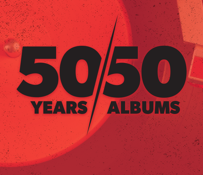 50 Years, 50 Albums: Vote for 1987's album