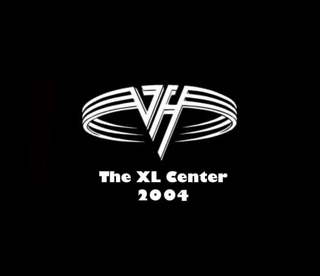 Throwback Concert: Van Halen at The XL Center 2004