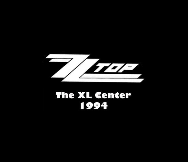 Throwback Concert: ZZ Top at The XL Center 1994