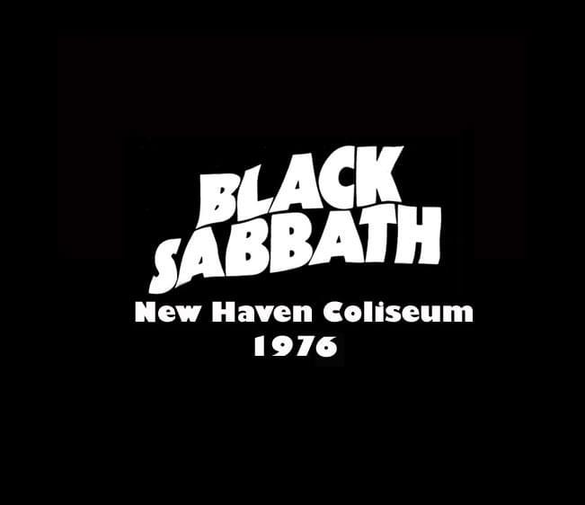Throwback Concert: Black Sabbath at New Haven Coliseum 1976