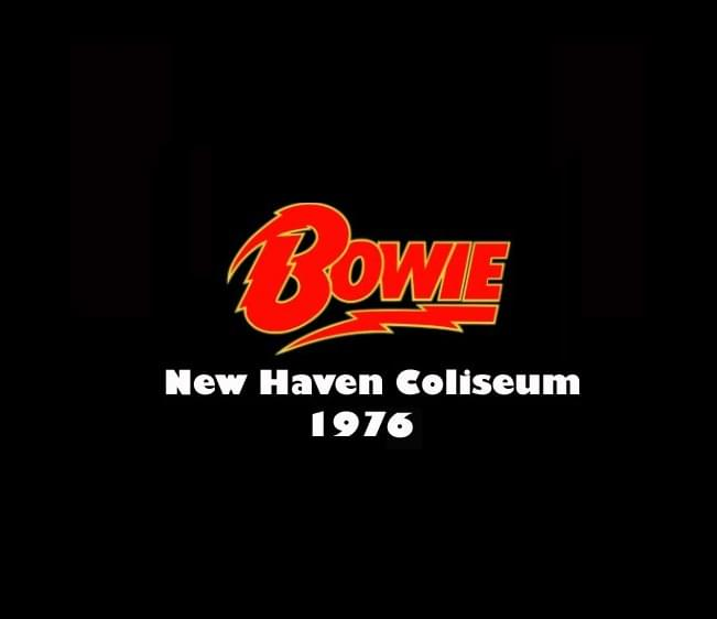 Throwback Concert: David Bowie at New Haven Coliseum 1976
