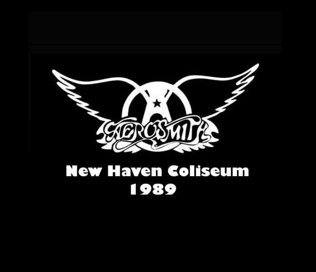 Throwback Concert: Aerosmith at New Haven Coliseum 1989