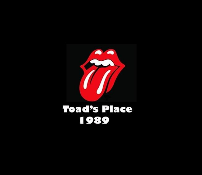 Throwback Concert: The Rolling Stones at Toad's Place 1989