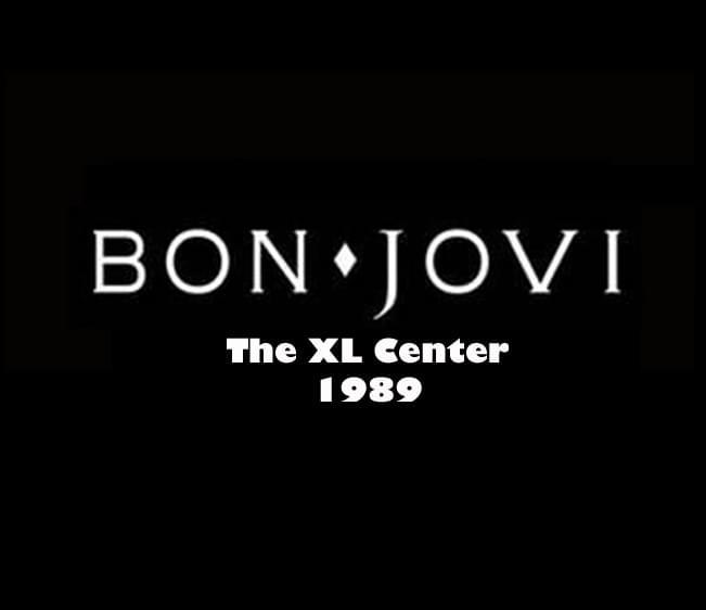 Throwback Concert: Bon Jovi at The XL Center 1989