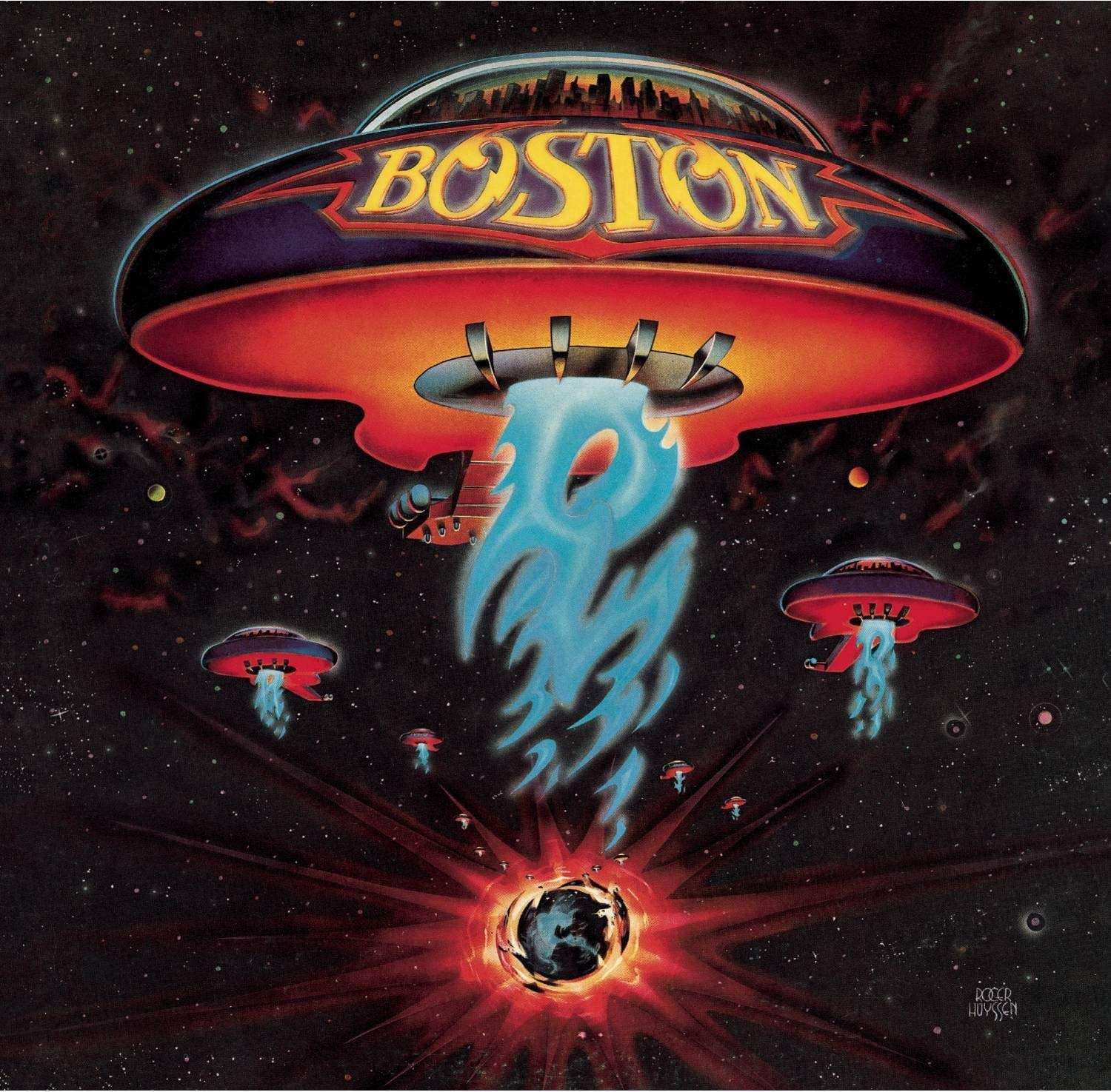 50 Years, 50 Albums 1976: Boston