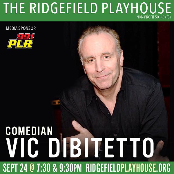 99.1 PLR presents Vic DiBitetto