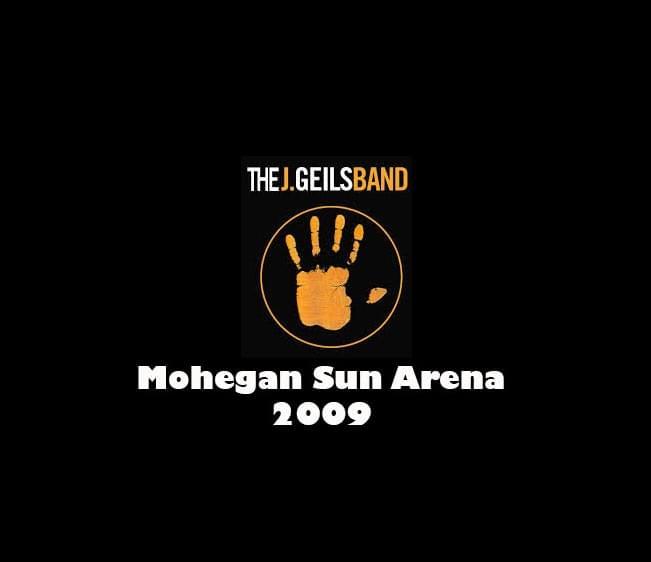 Throwback Thursday: The J. Geils Band at Mohegan Sun Arena 2009