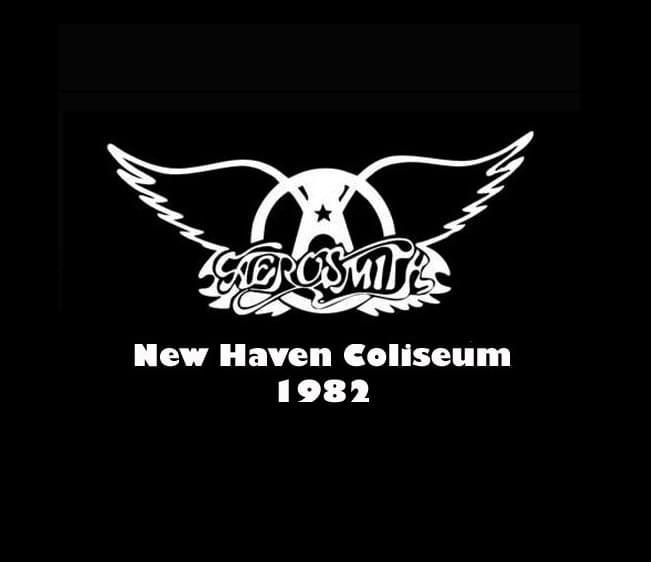Throwback Concert: Aerosmith at New Haven Coliseum 1982