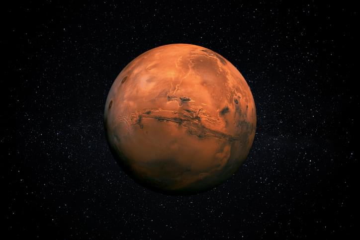 Friday, February 19: The U.S. Is Back On Mars; AJ Regrets His Fun Fact; Flubble Friday Montage