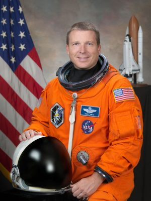 Space Shuttle Endeavor Pilot Terry W. Virts Jr., part of the STS-130 crew's mission to the International Space Station, is pictured in this NASA handout photo