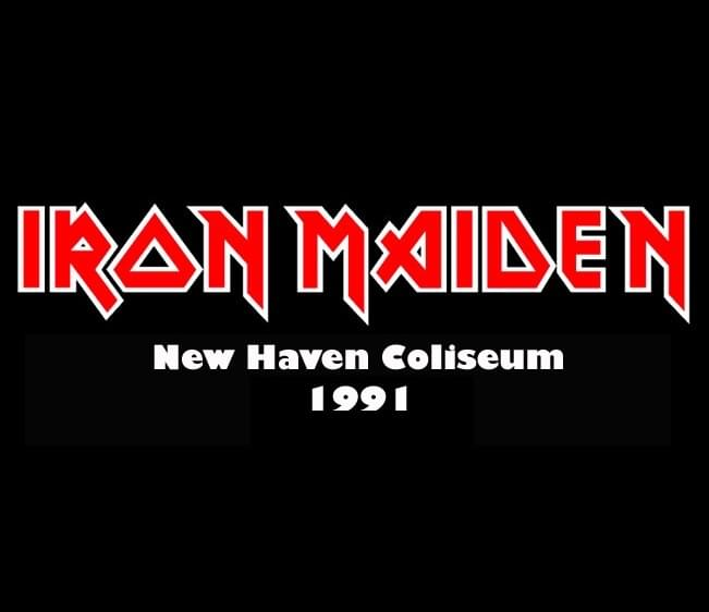 Throwback Concert: Iron Maiden at New Haven Coliseum 1991