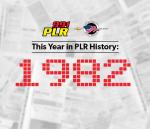 99.1 PLR McDermott Chevrolet & Lexus This Year in PLR History: 1982
