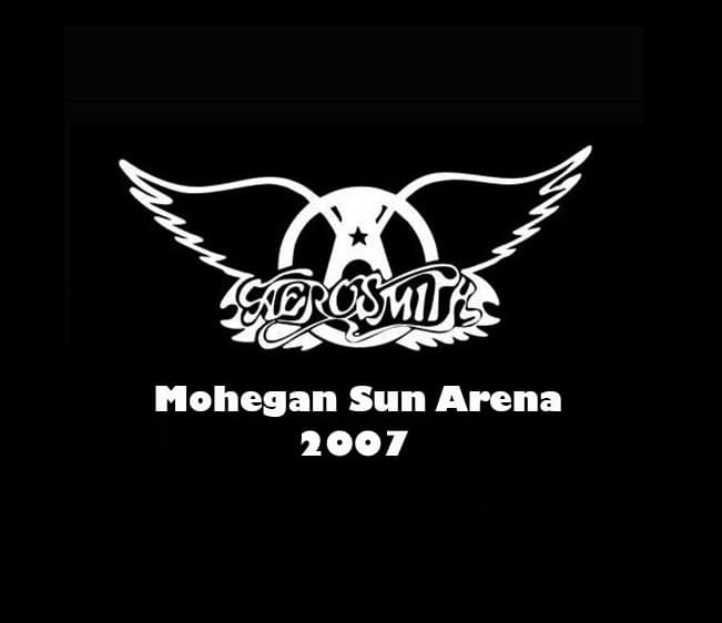 Throwback Concert: Aerosmith at Mohegan Sun Arena 2007