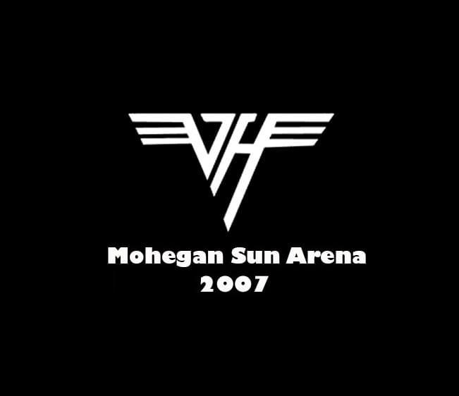Throwback Concert: Van Halen at Mohegan Sun Arena 2007