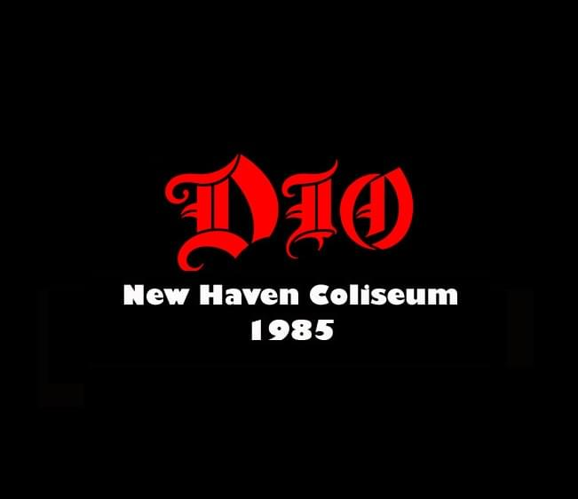 Throwback Concert: Dio at New Haven Coliseum 1985