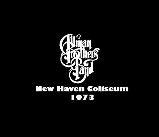 Throwback Concert: The Allman Brothers Band at New Haven Coliseum 1973