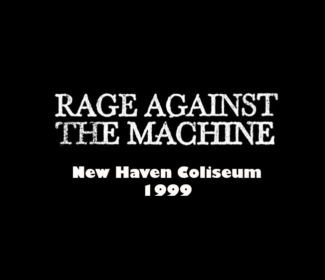 Throwback Concert: Rage Against The Machine at New Haven Coliseum 1999