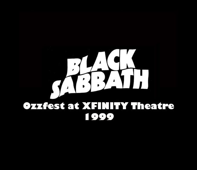 Throwback Concert: Black Sabbath at Ozzfest 1999 at XFINITY Theatre