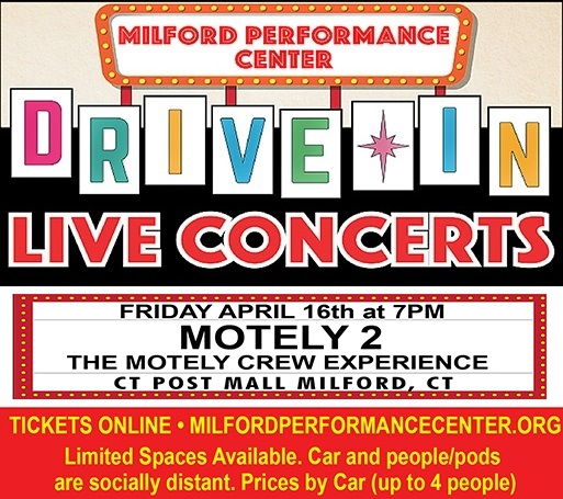 Enter to win: Drive In Concert featuring Motley2