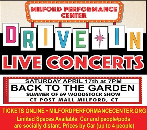 Enter to win: Drive In Concert featuring Back To The Garden