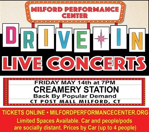 Enter to win: Drive In Concert featuring Creamery Station