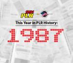 99.1 PLR McDermott Chevrolet & Lexus This Year in PLR History: 1987