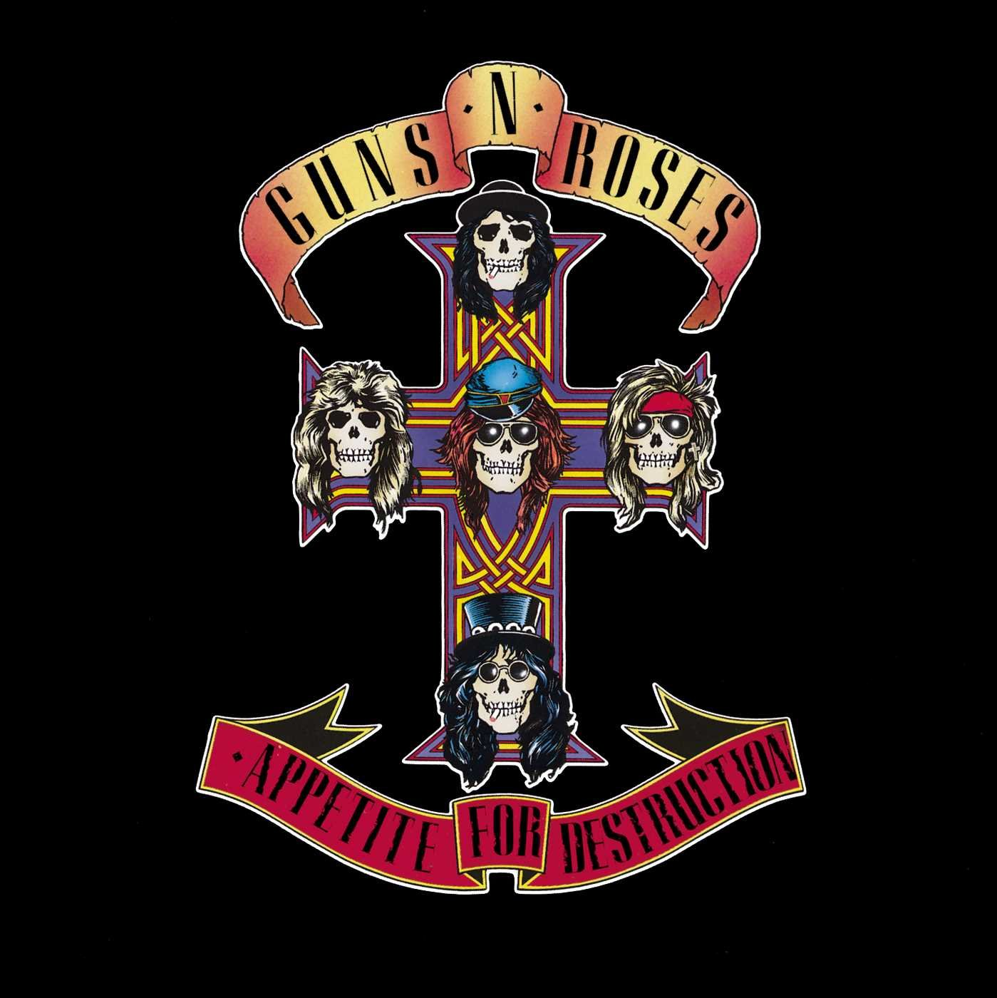 50 Years, 50 Albums 1987: Guns 'N Roses 'Appetite for Destruction'