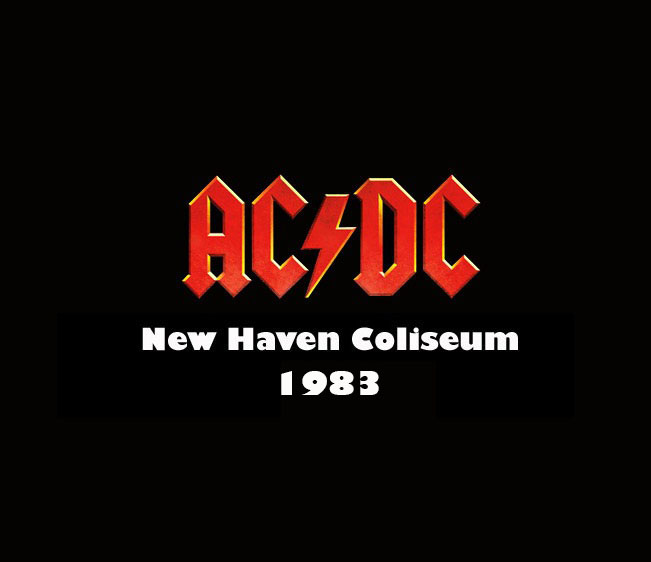 Throwback Concert: AC/DC at New Haven Coliseum 1983