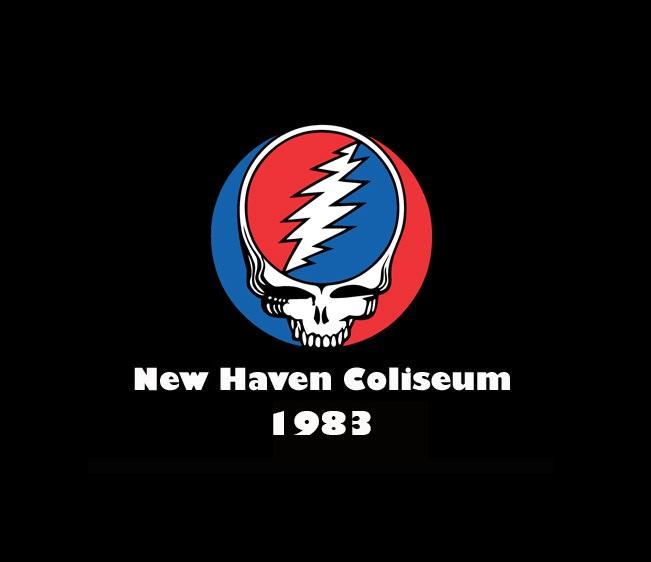Throwback Thursday: Grateful Dead at New Haven Coliseum 1983