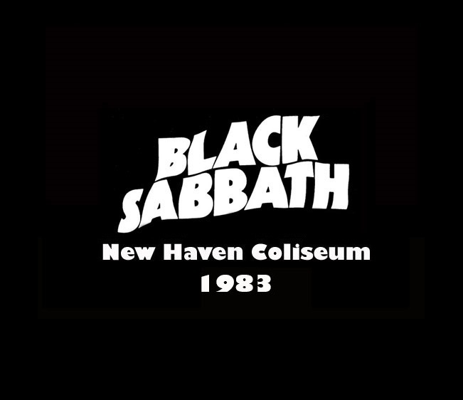 Throwback Concert: Black Sabbath at New Haven Coliseum 1983