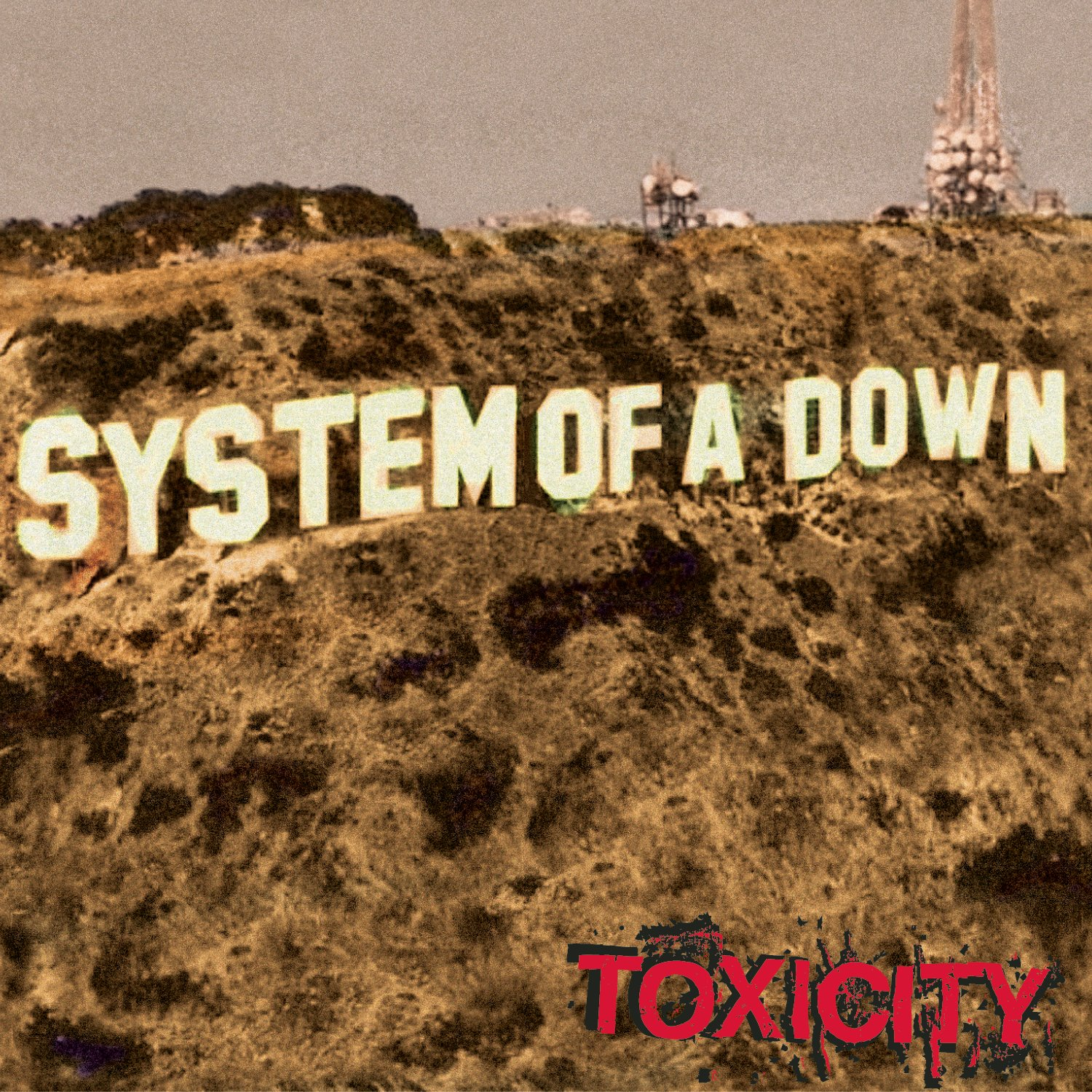 50 Years, 50 Albums 2001: System of a Down 'Toxicity'