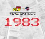 99.1 PLR McDermott Chevrolet & Lexus This Year in PLR History: 1983