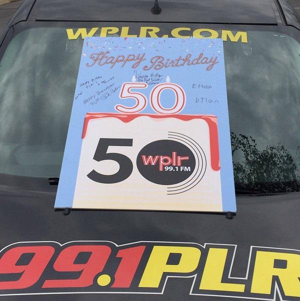Photos: PLR's 50th Birthday in New Haven