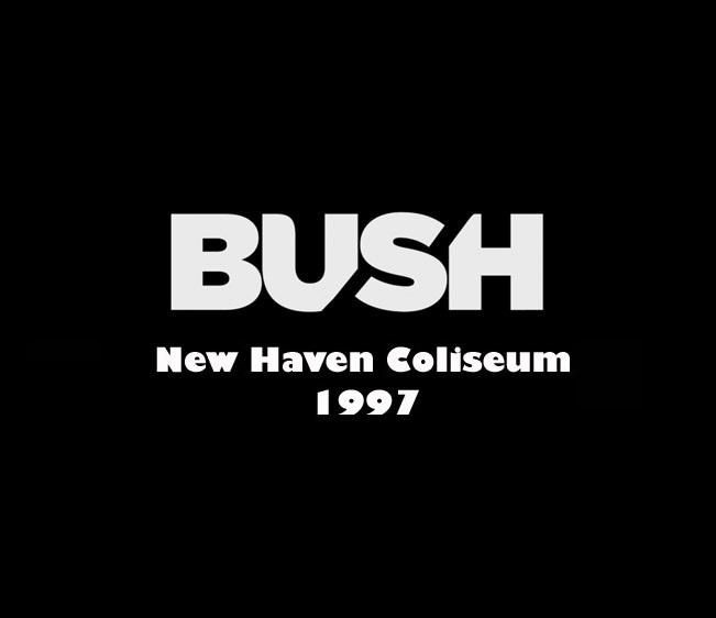Throwback Concert: BUSH at New Haven Coliseum 1997