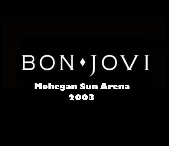 Throwback Concert: Bon Jovi at Mohegan Sun Arena 2003
