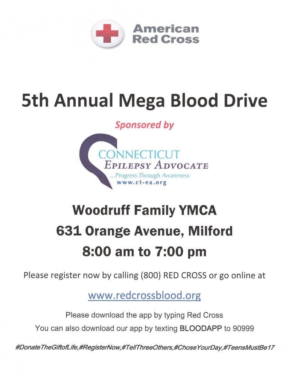 5th Annual Mega Blood Drive
