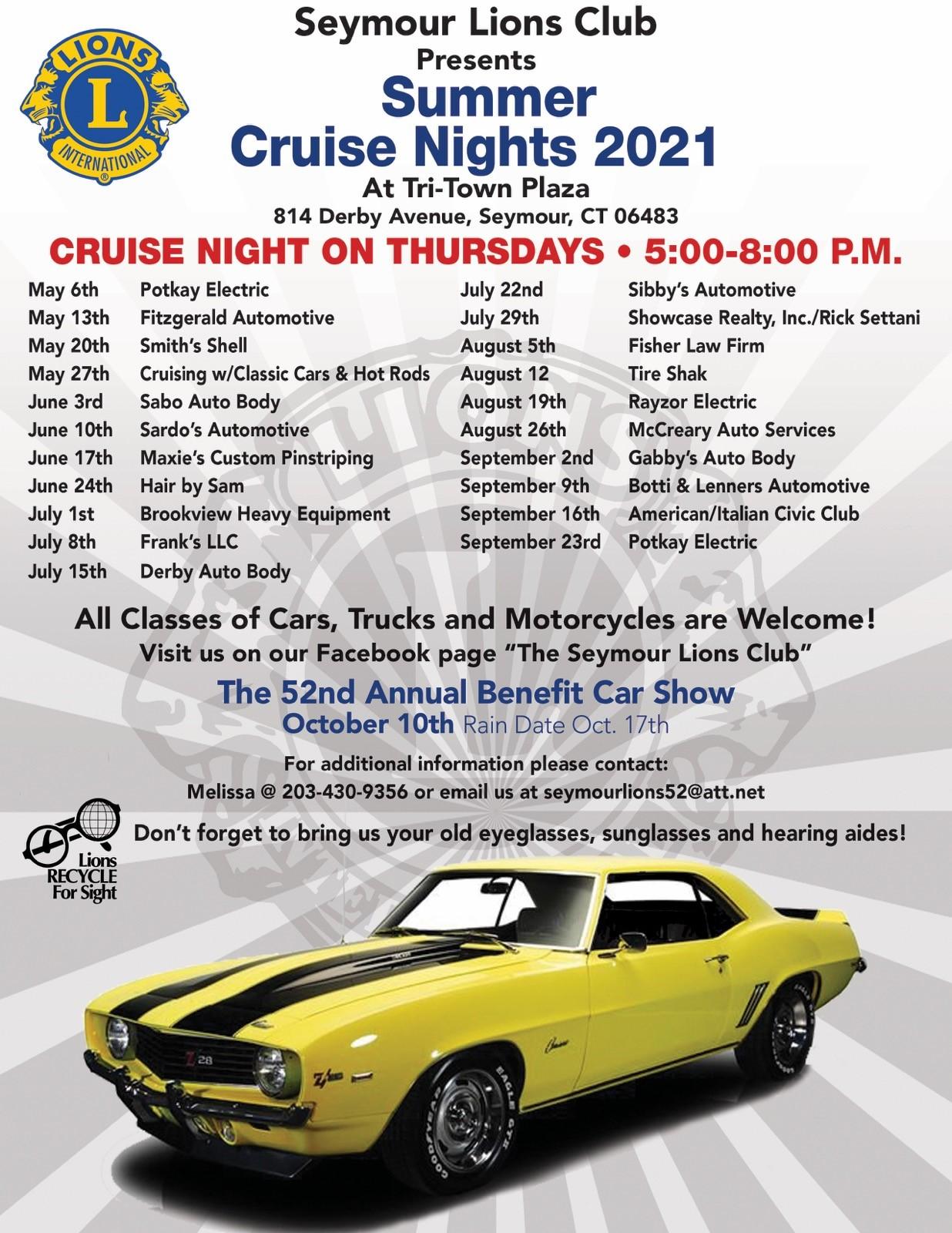 Summer Cruise Nights