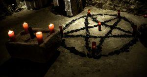 Altar rituals satanic